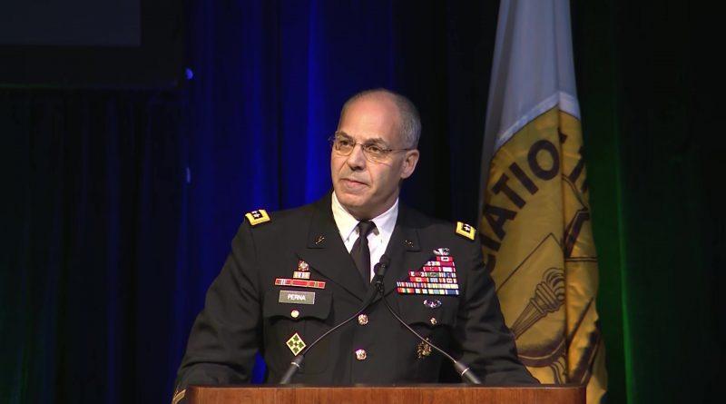 Generalul Gus Perna